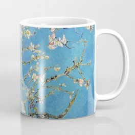 Vintage Vincent Van Gogh Almond Blossoms Kaffeebecher