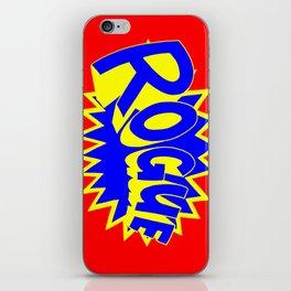 Rogue Bam Pow iPhone Skin