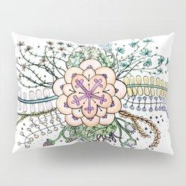 Flower in Bloom Pillow Sham