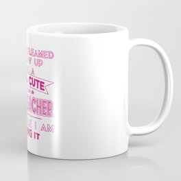 A Super cute Math Teacher Coffee Mug
