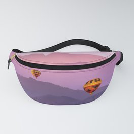 Flying in the winds whisper Fanny Pack