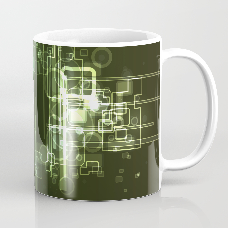 Hitech Coffee Mug By Original Wicked Society6