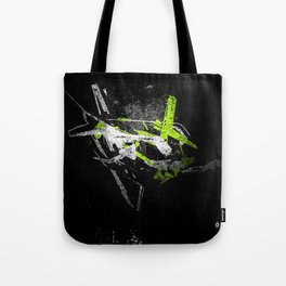 Abstract - Spatial normalization Tote Bag