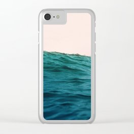 Float Clear iPhone Case