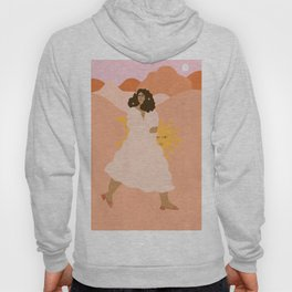 Don't look back in sadness Hoody