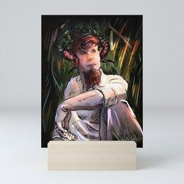 Dionysus Mini Art Print