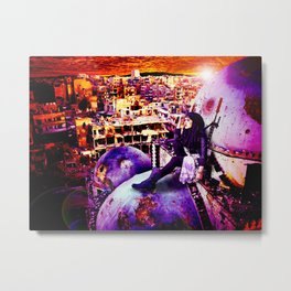 Take Me Homs Metal Print