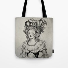 French Sketch II Tote Bag