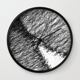 Wild Connection Wall Clock