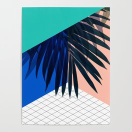 Eclectic Geometry Poster