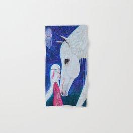 Two Spirits Communing Hand & Bath Towel