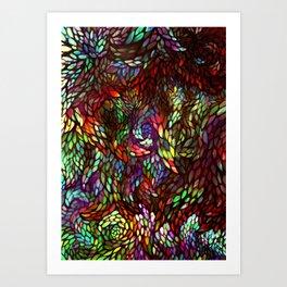 Windowbright Art Print