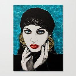 Vampir Canvas Print