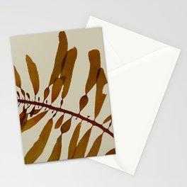light kelp Stationery Cards