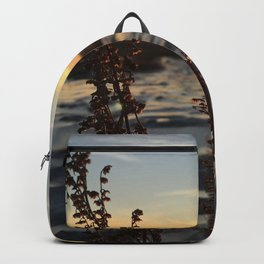 The edge of day Backpack