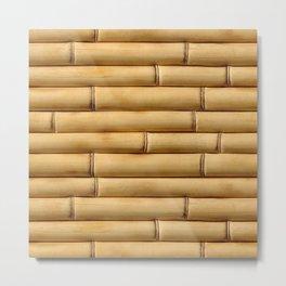 Bamboo - Bamboo Metal Print