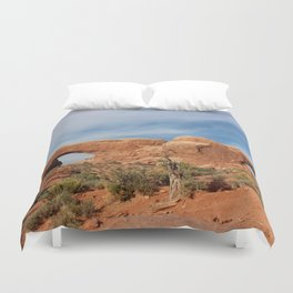 The Windows Duvet Cover
