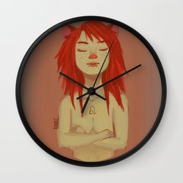 Leo : The Proud Wall Clock