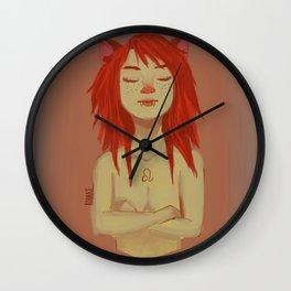 Leo : The Proud Wall Clock