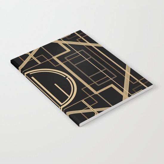 MJW- GREAT GATSBY STYLE Notebook