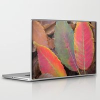 camus Laptop & iPad Skins featuring Hello Sweet Autumn by Graphic Tabby
