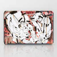 friendship iPad Cases featuring Friendship by 5wingerone