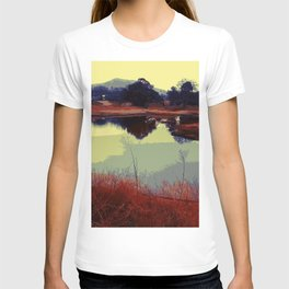 Twin Ponds T-shirt