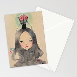 Chew the cud of the memories Stationery Cards