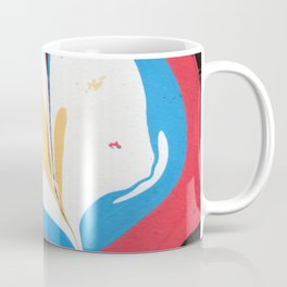 Have a Heart Marble Painting Coffee Mug