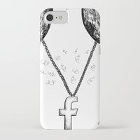 religion iPhone & iPod Cases featuring Fashionable religion by IvaDim