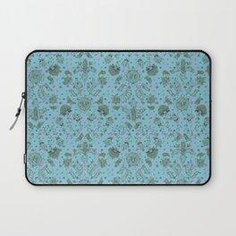 Diatom and Henna Tats Laptop Sleeve