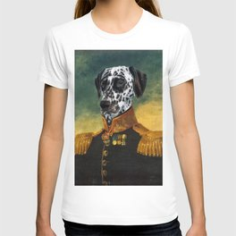 dalmata Royal Dogs T-shirt