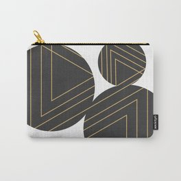 Abstract Geometry #society6 #decor #buyart Carry-All Pouch