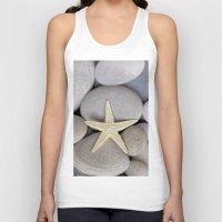 starfish Tank Tops featuring Starfish by LebensART Photography