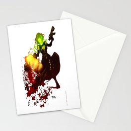 Anne Frankenstein AF2 Stationery Cards