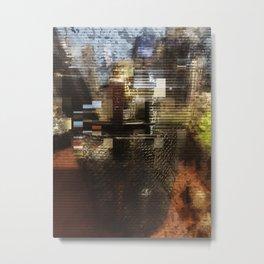 [02.09.17] Inizio su Legno Metal Print