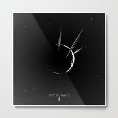 ENCELADUS Metal Print