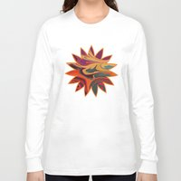 dc Long Sleeve T-shirts featuring DC by Shelly Bremmer