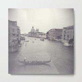 Love in Venezia Metal Print