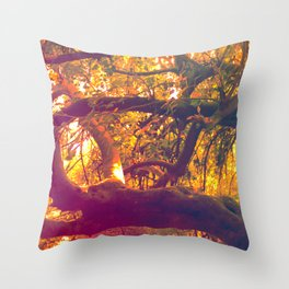 Infinite Connection Throw Pillow