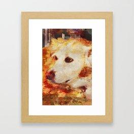 Bree Framed Art Print