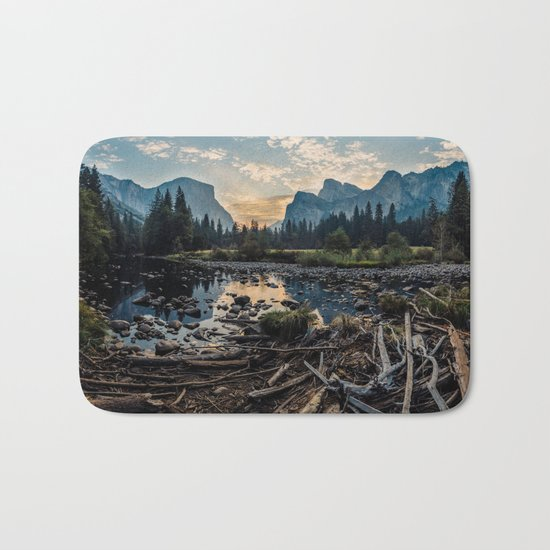 May Your Adventures Be Wild Bath Mat