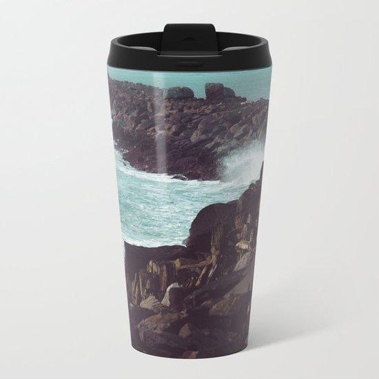 Unstoppable Metal Travel Mug
