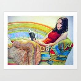 Karisma Art Print