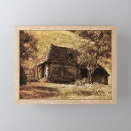 Country life Framed Mini Art Print
