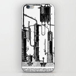 Brockhaus-Efron Distillery 5 iPhone Skin