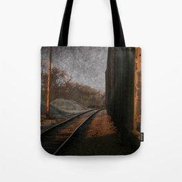 RUST. Tote Bag