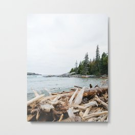 Pukaskwa National Park II - Ontario, Canada | landscape - nature - photography - print - travel Metal Print