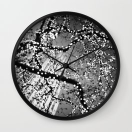 New York - State of Mind Wall Clock