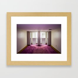 They've Come For You Framed Art Print